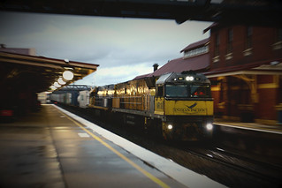 NR18 and NR32 on 2BM4 at Goulburn. | by Azza01