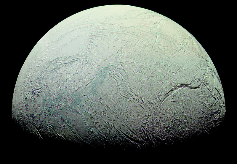 Enceladus - October 2008