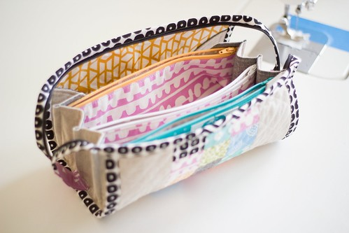 Sew Together Bag | by frommartawithlove