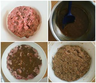 longganisa mixture