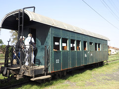 Steam Railway excursion from Asmara