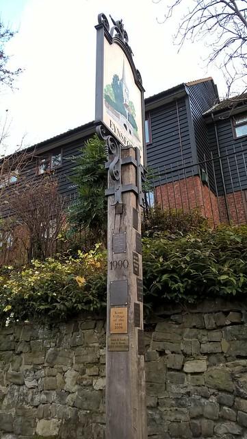 Best kept village.... Eynsford Village, Kent