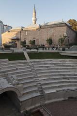 Stadium of Trimontium and Dzhumaya Mosque, 16.09.2015.