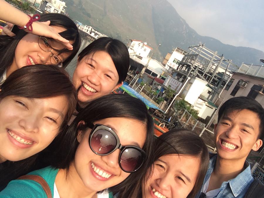 Tang, Christine; Hong Kong - A Visit to a Fishing Village (5)