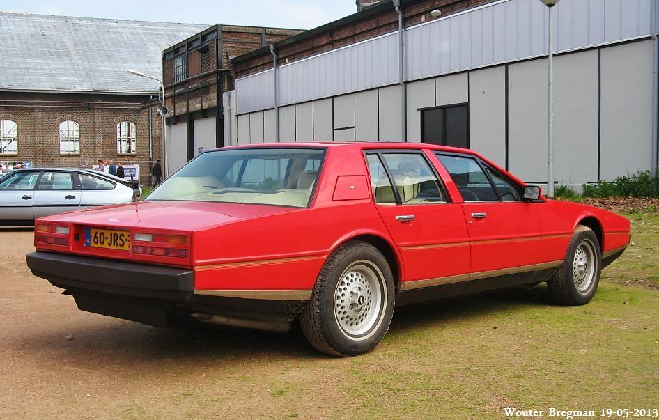 Aston Martin Lagonda 1984 Youngtimer Evenement Forever Yo Flickr