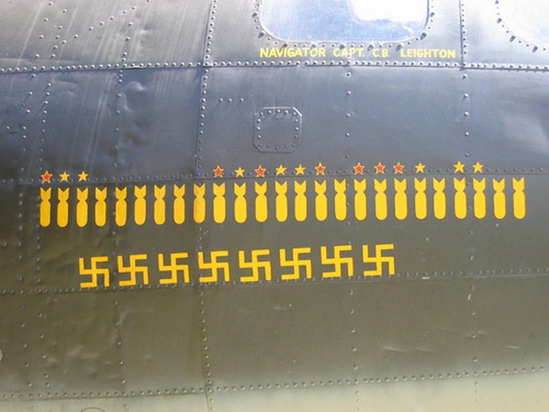 B-17F Flying Fortress (4)