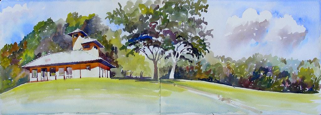 Tea House - Green Lake, WI