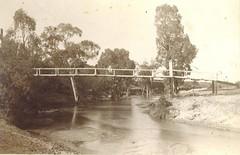 Gawler West footbridge Deland collection