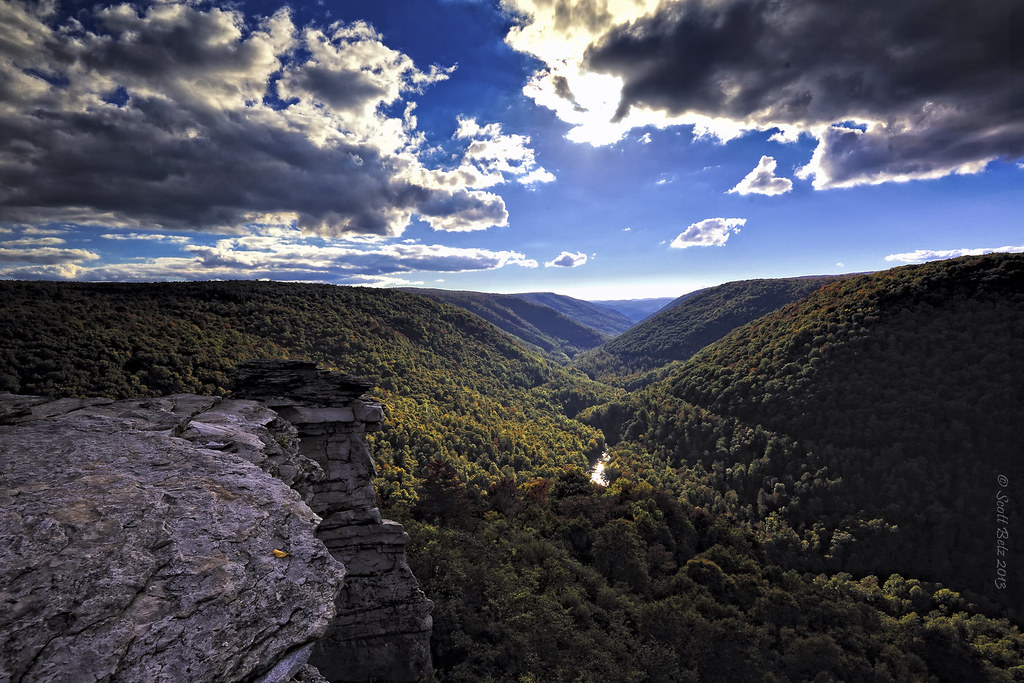 Why I Return to Blackwater Falls State Park in West