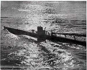 El Uboot U-47