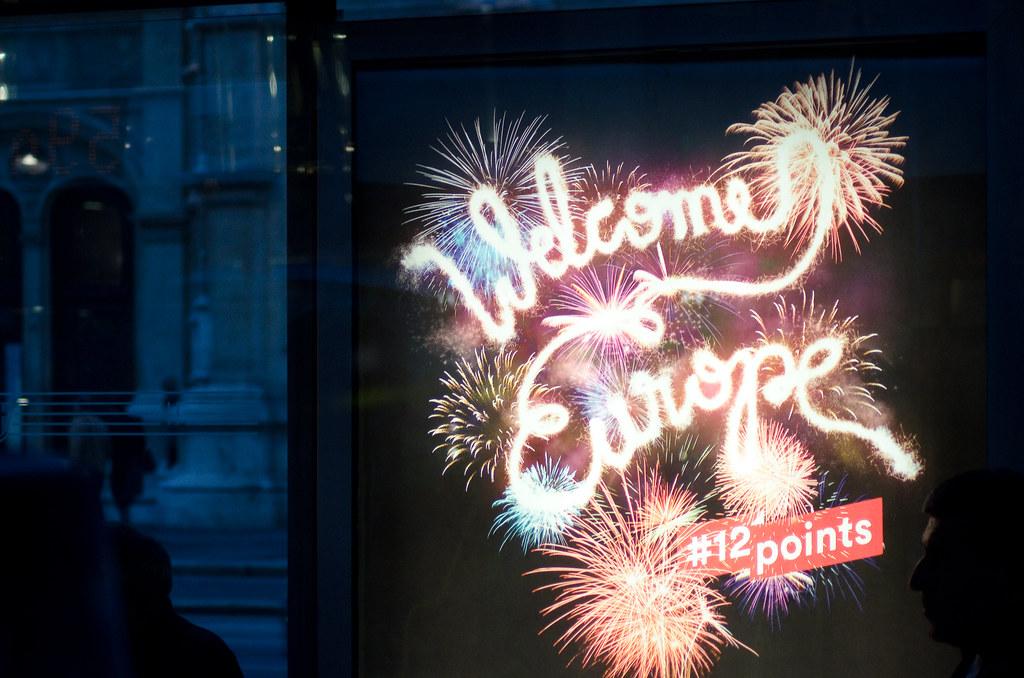 Wilkommen Europa
