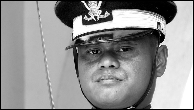 Sultan Palace guard