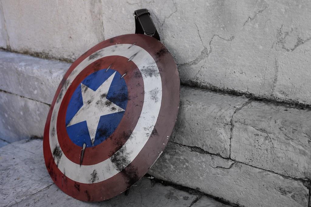 Shield's rest.