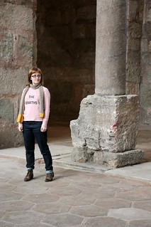 The Smiths Screenprinted Grainline Studio Linden Sweatshirt   by English Girl at Home
