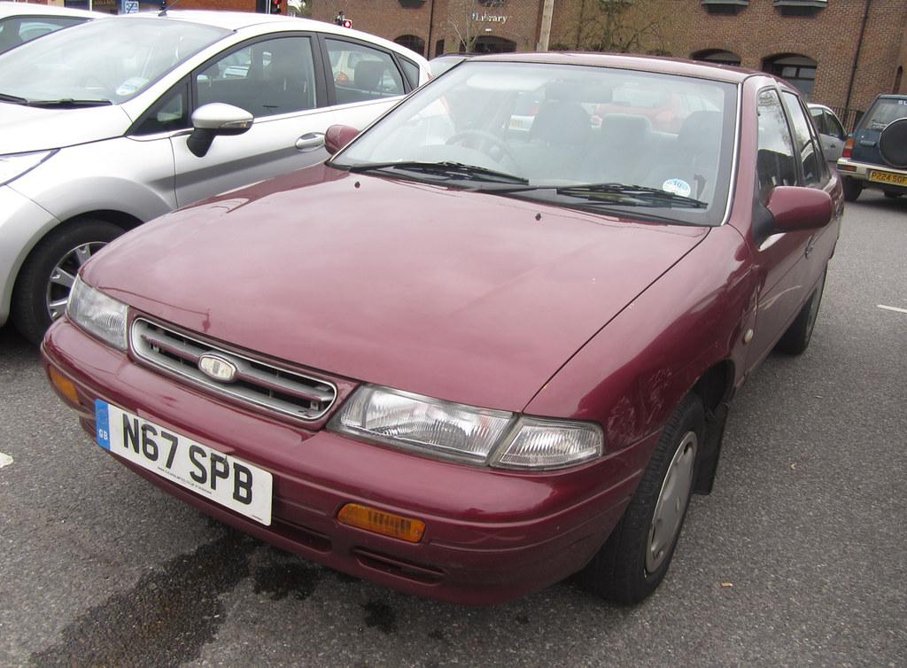Kia Of Mentor >> 1995 Kia Mentor Glx Auto A Nice Car Services Provided By