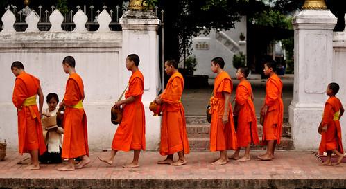 Monks (Laos)