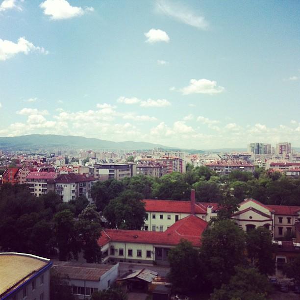 City of Sofia, Bulgaria