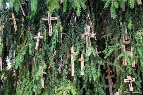 nikon crosses latvia lithuania d800 hillofcrosses meškuičiųseniūnija šiauliaicounty