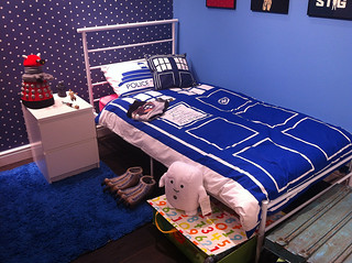 Doctor Who Bedroom | by The Doctor Who Site