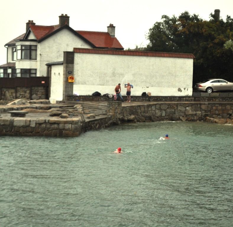 Travel to Ireland: Wild Wicklow Tour, Sandycove Swimmers