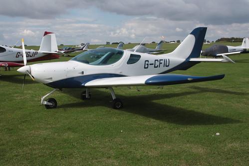 G-CFIU CZAW SportCruiser [PFA 338-14822]  Sywell