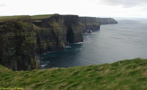 irlande comtédeclare falaisesdemoher clare ie