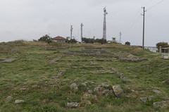 At Kaliakra Archaeological Reserve, 07.10.2014.