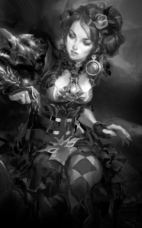 A Mesmer Woman