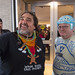 Double Rainbow Guy & Tron Guy by Scott Beale