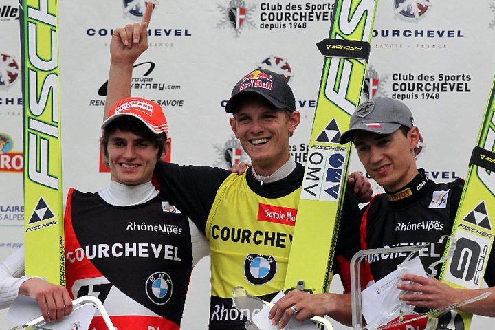 Podium-FIS-Gd-Prix-Ski-Jumping-Courchevel-2011