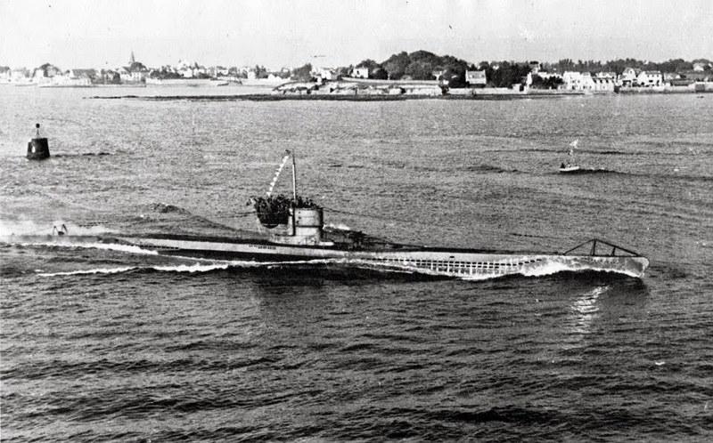 Подморница
