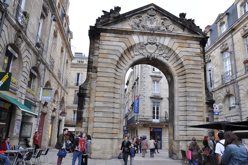 Rue porte Dijeaux