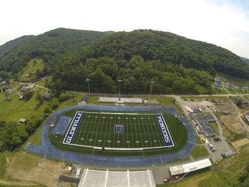 2013 Newly Turfed Football Field