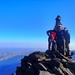 Los Tres Picos Trek Aug 2013