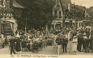 Deauville: la Potinière | by Simenon.com