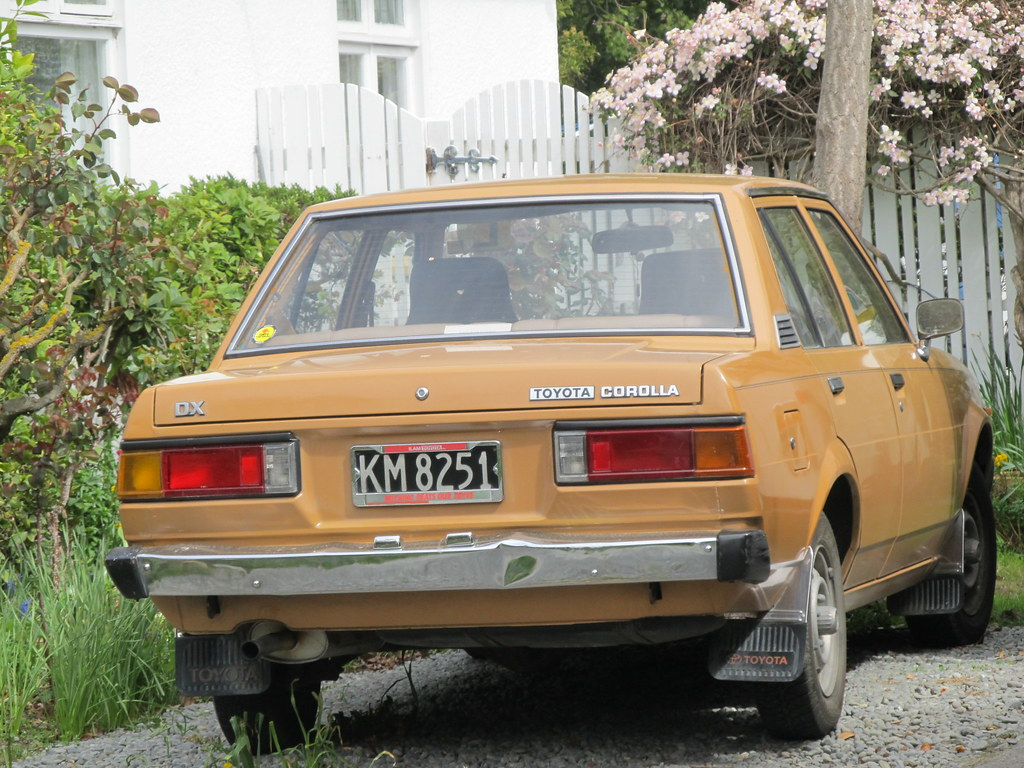 Kelebihan Toyota Corolla Dx Murah Berkualitas