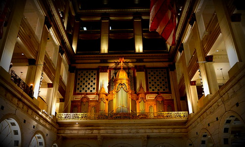 The Wanamaker Grand Court Organ - Macy's Center City - Philadelphia, PA, USA. | by Esoteric_Desi