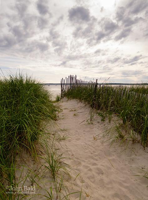 Sand Dunes Path, Scarborough, Maine (60067)