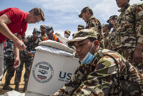 Distribution of Supplies | by USAID_IMAGES