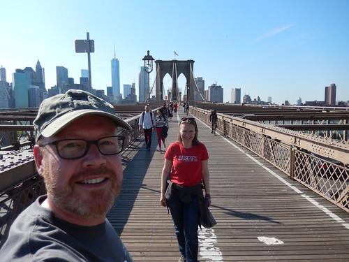 NYC - Brooklyn Bridge - 1