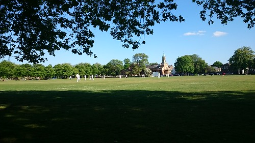 Kew Cricket | by RachelC