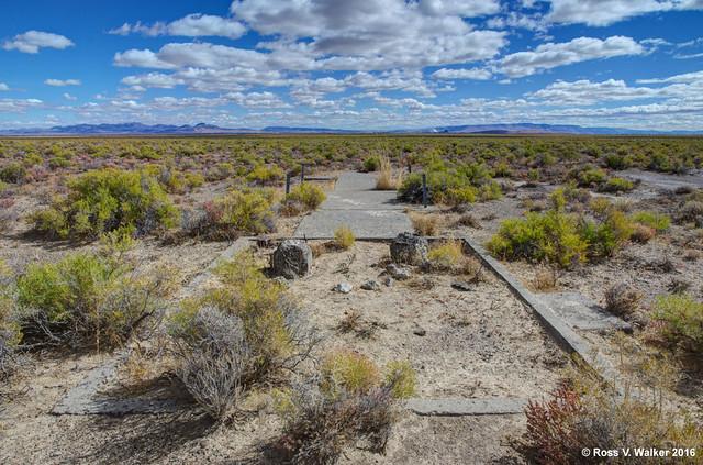 Arrow #5, Pumpernickel Valley, Nevada revisited