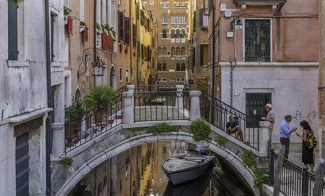 Rio de Sant'Anzolo, Venice