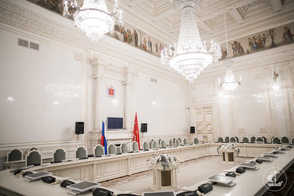 3 ноября 2016, Экскурсия в здание Законодательного Собрания Санкт-Петербурга / 3 November 2016, Excursion to the building of      Saint Petersburg Legislative Assembly