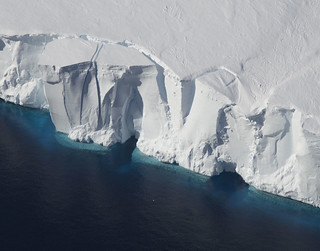Soon to be iceberg | by NASA ICE