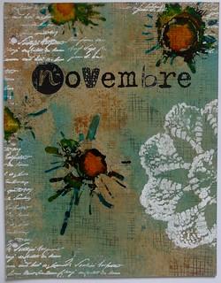 Novembre - Divider