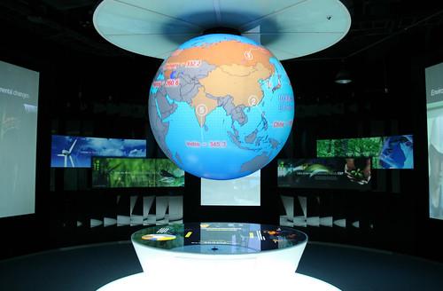 6' Magic Planet - Dangjin Power Station, Korea | by Global Imagination