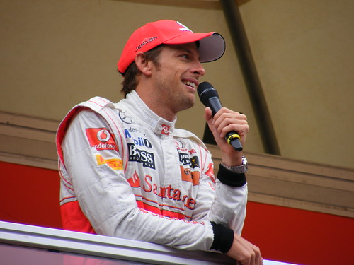 Jenson Button | by rookief1