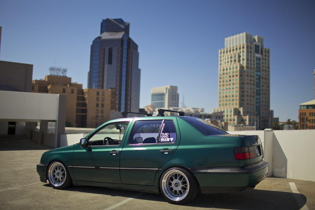 VW Jetta MK3 | Stanced MK3 | James Martinez | Flickr