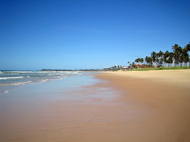 Quiet august afternoon - Puerto de Galinhas, Brazil